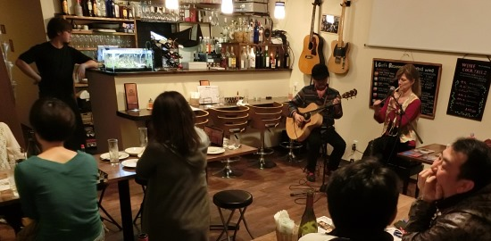 Live at KANADE in 2016